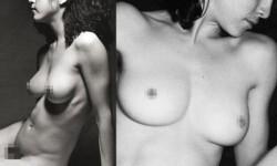 Madonna desnuda, cuando tenía 21 años (4)