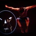 Maduixa Teatre y su última propuesta 'DOT'.