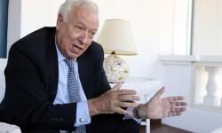 García Margallo. EFE