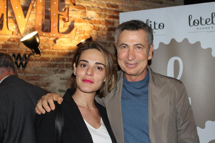Marta Cobo y Enrique Rubio