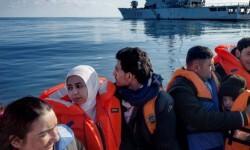Miles de personas han muerto en lo que va de año tratando de cruzar el Mediterráneo para llegar a Europa. (Foto- ACNUR).