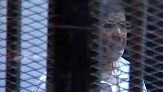 Mohamed Mursi pasará 20 años en la cárcel.