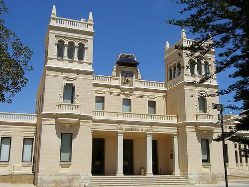 Museo Arqueológico de Alicante.