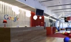 Oficinas de la compañía Google.
