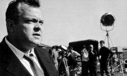 Orson Welles Shooting Ro.Go.Pa.G. In Rome, 1962
