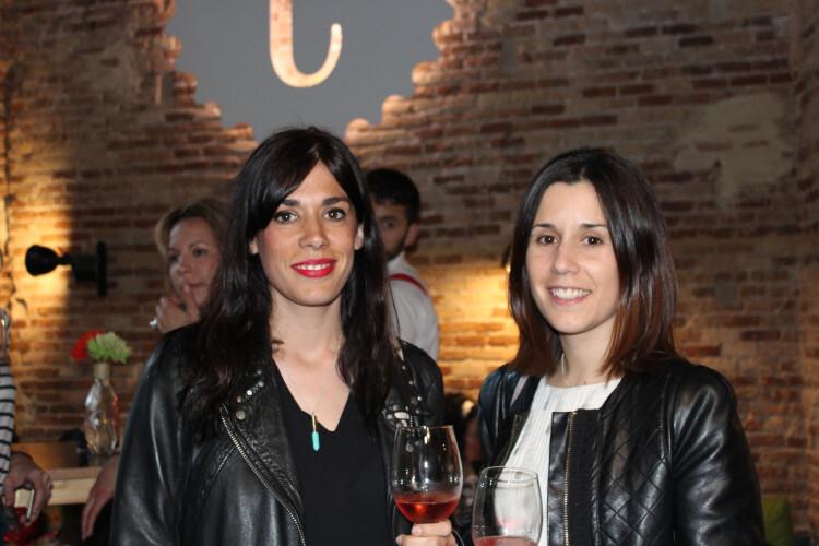 Patricia Villanueva y Noelia Hurtado