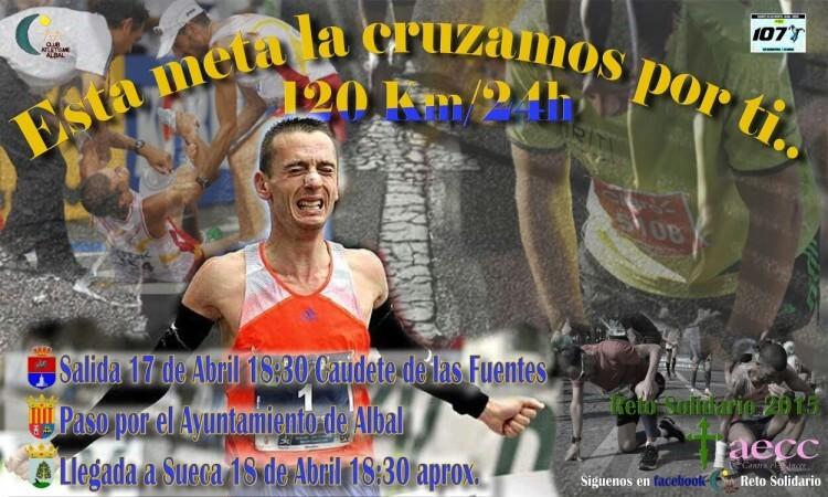 Poster Reto Solidario 2015