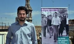 Presentación de la lista de València en Comú a los medios. (Foto-G.Rodríguez)