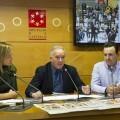 Presentación del certamen a cargo de José Luis Jarque.