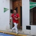 Rafa Añó, feridor del CPV Montserrat