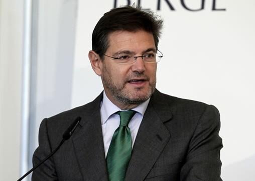 Rafael Catalá en una imagen de archivo.