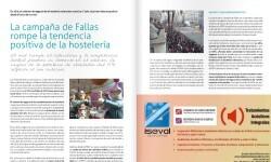 Revista 45 Federación de hostelería fallas