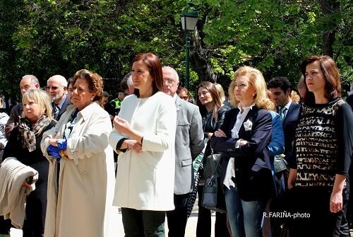 Rita Barberá, María José Catalá, Mayrén Beneyto y Marta Alonso.