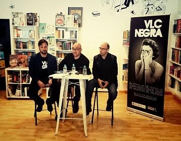 Rueda de prensa de presentación de VLC NEGRA.