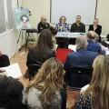 Rueda de prensa de presentación de la 50 edición de la Fira del Llibre de València.