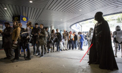 Star Wars VII Barcelona Fan Event