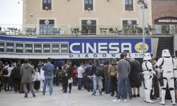 Star Wars VII Barcelona Fan Event