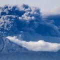 Tercera erupción del volcán chileno Calbuco. (Foto-AP)