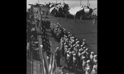 USS Independence el portaaviones sobrevivió a pruebas nucleares y un hundimiento intencional (3)
