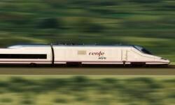 Un AVE operado por Renfe. (Foto-Renfe)