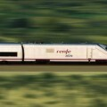 Un tren AVE operado por Renfe. (Foto-Renfe)