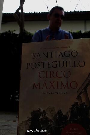 Uno de los títulos más aclamados de Posteguillo ' class=