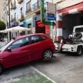 Valencia disponde de uno de los servicios más caros de grúas de España.