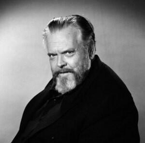 Welles en una foto promocional.