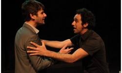 Xavo Giménez y Toni Agustí interpretan 'Penev'.
