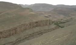 Zona de Marruecos donde desparecieron los espeleólogos.