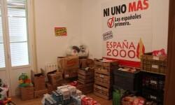 almacén de alimentos España 2000