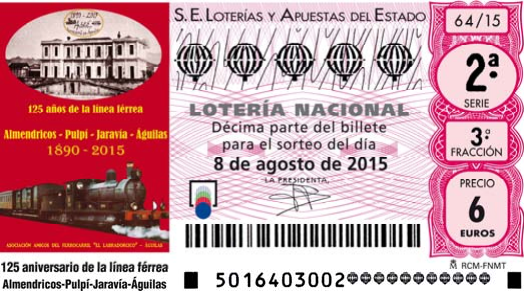 loteria 8 de agosto