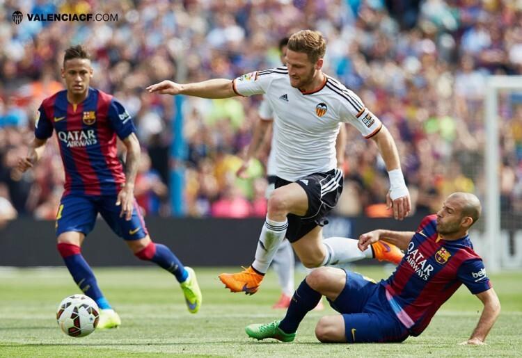 18042015 Liga BBVA FC Barcelona v Valencia CF