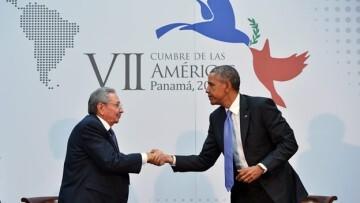 obama y castro panamá