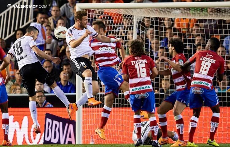 27032015 Liga BBVA Valencia CF v Granada CF