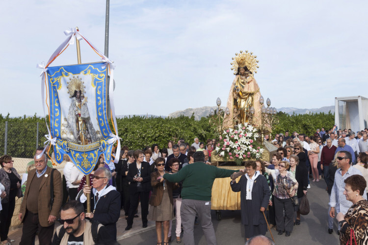 virgen peregrina press1