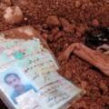 470 cuerpos ejecutados fueron exhumados.