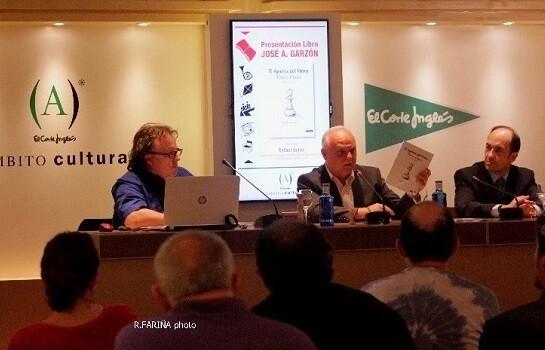 Acto de presentación en Valencia del libro ' class=
