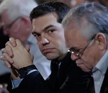 Alexis Tsipras, presidente de Grecia, busca nuevas fórmulas de negociación con el FMI. (Foto-AFP)