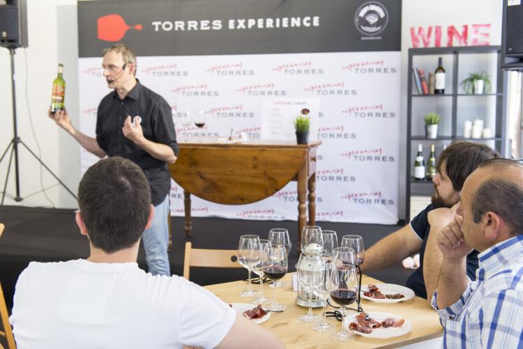 Torres Experience en Málaga.