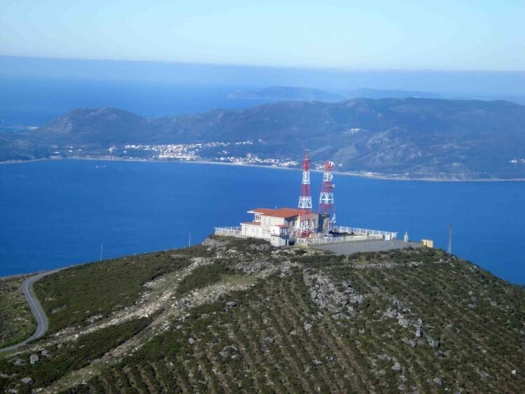 CCS Finisterre. Foto: Salvamento Marítimo