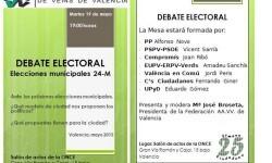 Cartel-Charla Elecciones Municipales DEFINITIVO