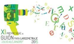 Cartel del premio Julio Alejandro.