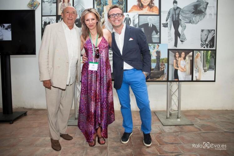 Con Francis y Victor Cucart
