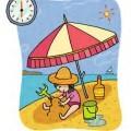 Consejos para evitar quemaduras solares, Exponerse al sol, Quemadura solar