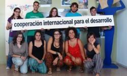 Participantes en el proyecto. Foto: Luis Javier Miguel.