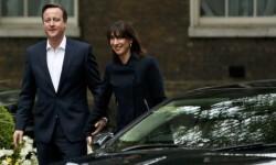 David Cameron logaría la mayoría absoluta.