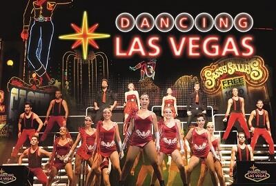 Dos horas de baile y música con las canciones más conocidas de Las Vegas.
