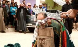 El Estado Islámico ejecutó a dos hombres en Irak arrojándoles bloques de hormigón (4)