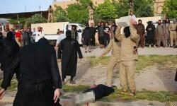 El Estado Islámico ejecutó a dos hombres en Irak arrojándoles bloques de hormigón (9)